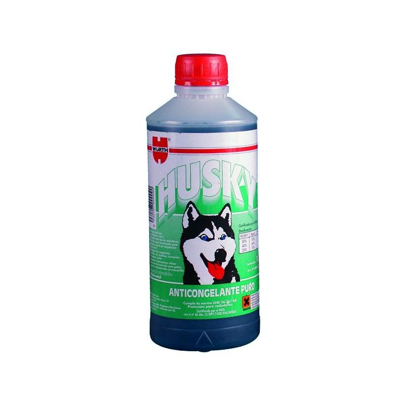 Anticongelante HUSKY puro 1 litro