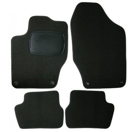Alfombras SEAT Altea 2005, Altea XL 2005 y Toldeo 2004