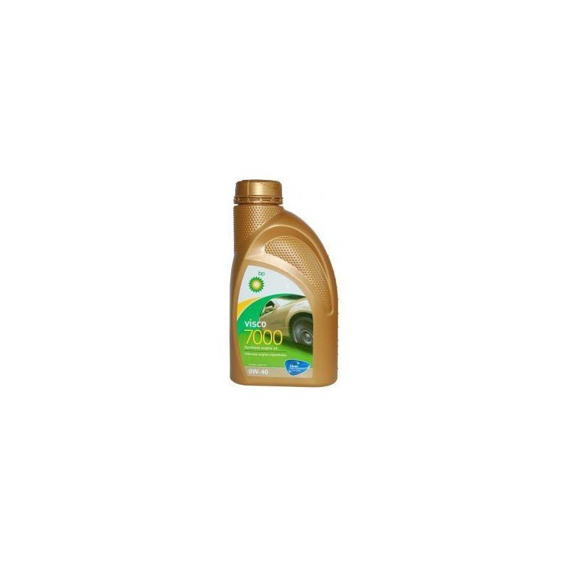 Aceite BP Visco 7000 SAE 0W40 1litro