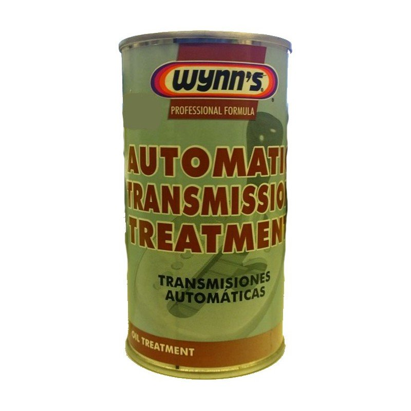 Tratamiento para transmisiones automáticas WYNN'S