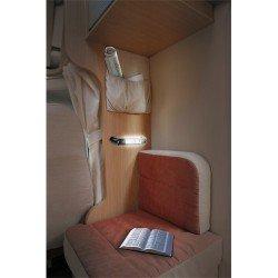 Luz interior 4 leds LAMPA Pivot-4