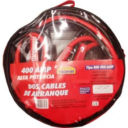 Cables de emergencia TROPHY 400A