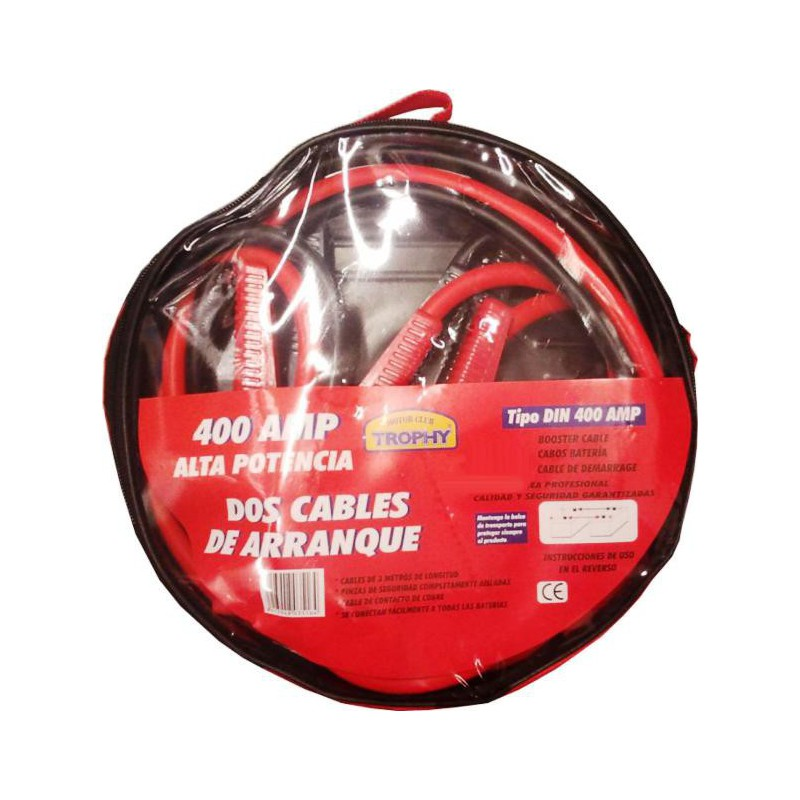 Cables de emergencia TROPHY 200A