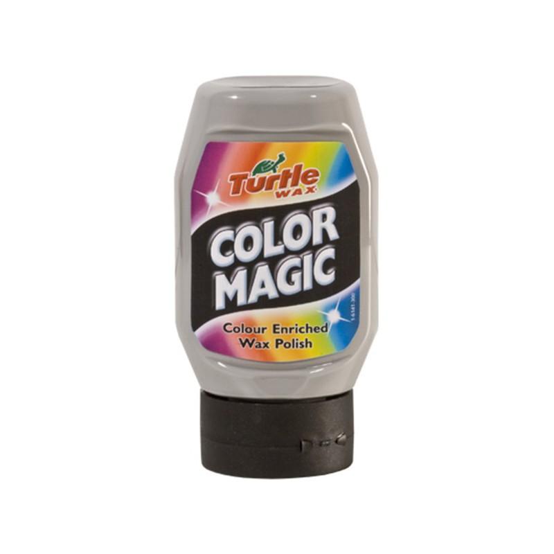 Cera enriquecida con color TURTLE WAX Color Magic