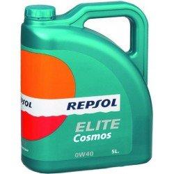 Aceite REPSOL Elite Cosmos 0W40 5 litros