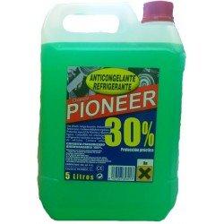 Anticongelante PIONEER Verde 30% 5 litros