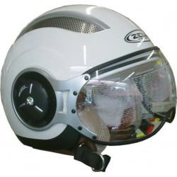 Casco ZEUS HZ218 Blanco