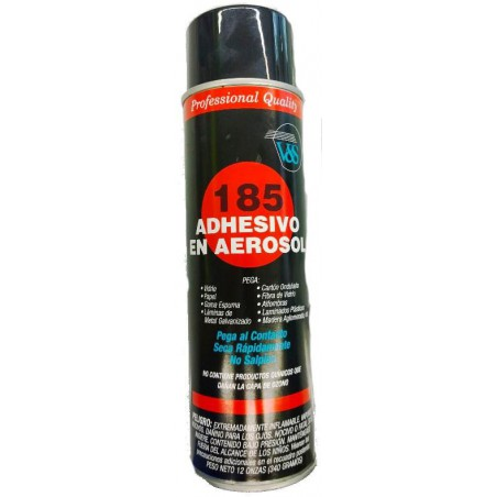 Adhesivo en aerosol V&S 185