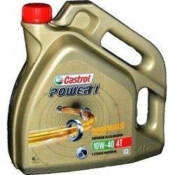 Aceite CASTROL Power1 10W40 4 litros