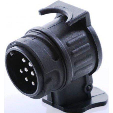 Transformador conector remolque de 13 a 7 polos