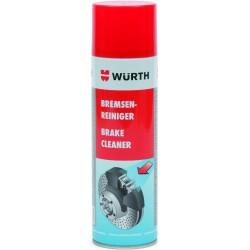 Limpiador de frenos plus WÜRTH 500ml