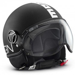 Casco MOMO Fighter EVO Negro Mate