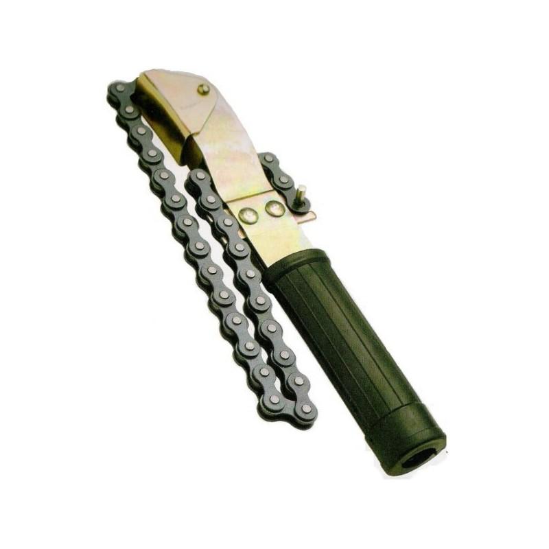 Llave filtro aceite cadena