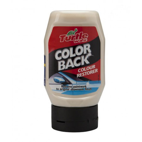 Restaurador de color TURTLE WAX