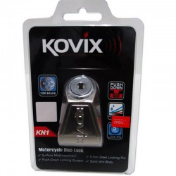 Antirrobo disco KOVIX KN1 SS