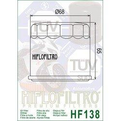 Filtro aceite HIFLOFILTRO HF138