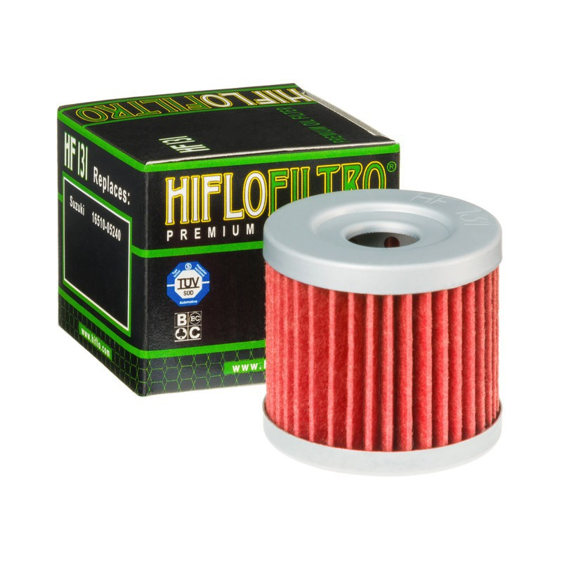 Filtro aceite HIFLOFILTRO HF131