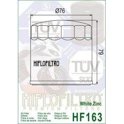 Filtro aceite HIFLOFILTRO HF163