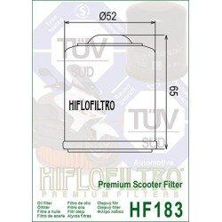 Filtro aceite HIFLOFILTRO HF183
