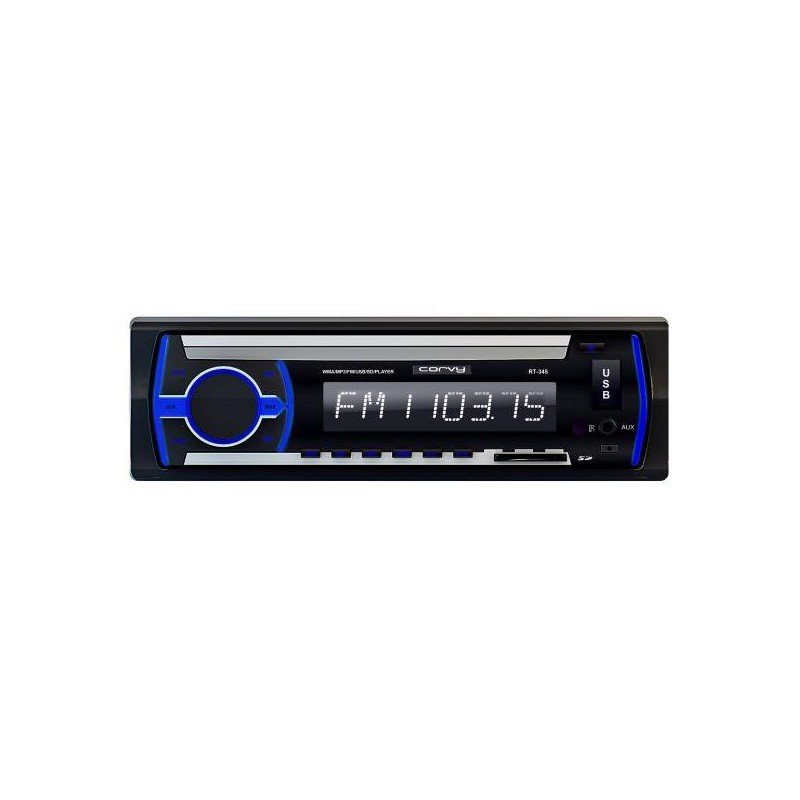 Auto-radio MP3 CORVY RT-345