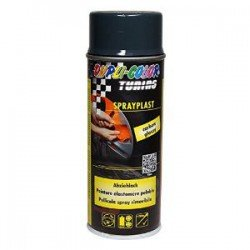 Spray pintura DUPLI-COLOR Sprayplast Negro Mate