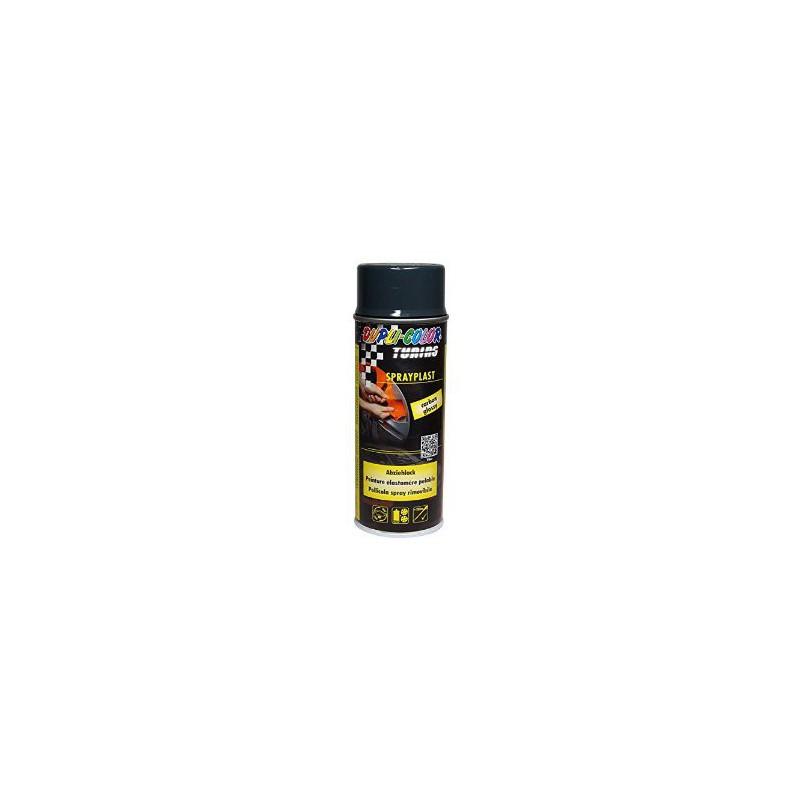 Spray pintura DUPLI-COLOR Sprayplast Negro Mate