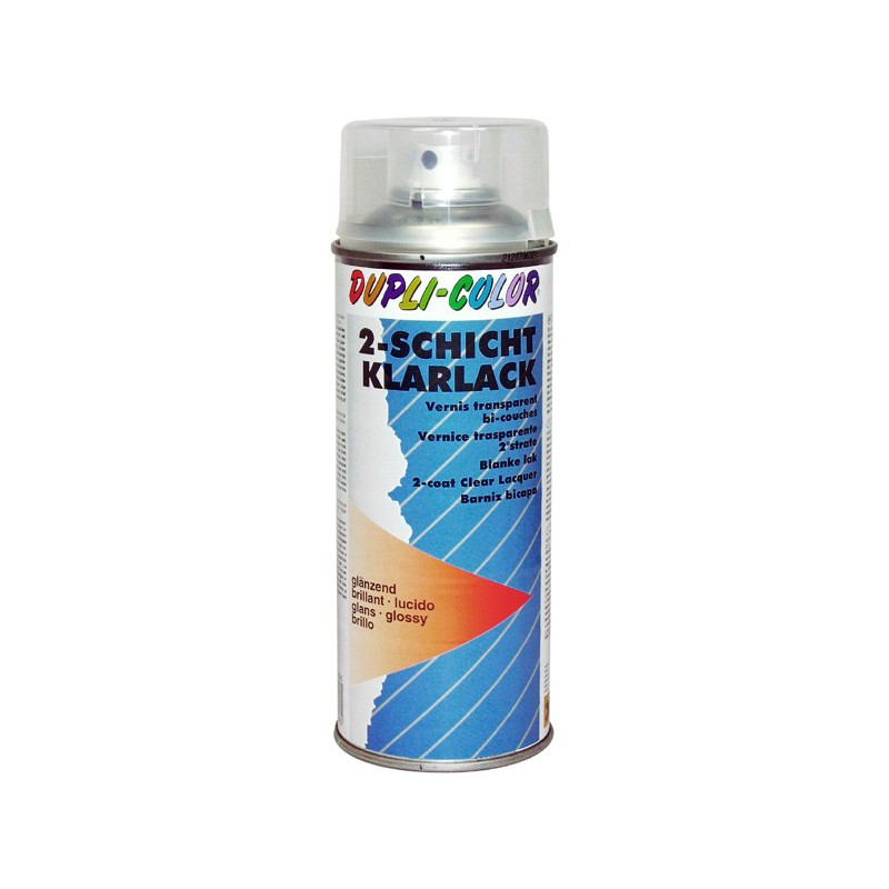 Spray barniz bicapa DUPLI-COLOR