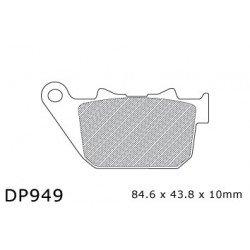 Pastillas de freno DP England DP949