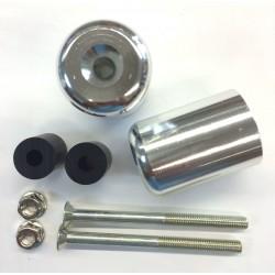 Contrapesos manillar en aluminio para SUZUKI