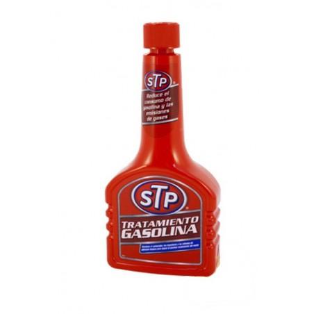 Tratamiento limpiador gasolina STP
