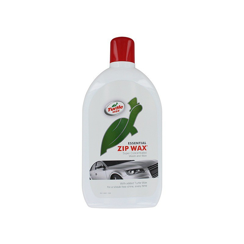 Cera TURTLE WAX ESSENCIAL ZIP WAX