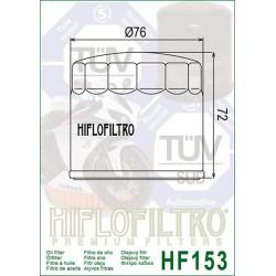 Filtro aceite HIFLOFILTRO HF153