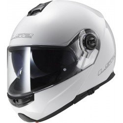 Casco LS2 FF325 Strobe Blanco brillo