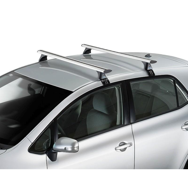 Barras aerodinámicas en aluminio CRUZ Airo