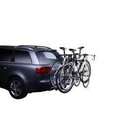 Portabicicletas trasero THULE HangOn 972 para 3 bicicletas
