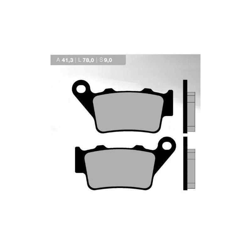 Pastillas de freno BRENTA FT3088