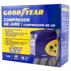 Compresor de aire GOOD YEAR con luz