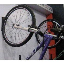 Soporte pared para guardar la bicicleta