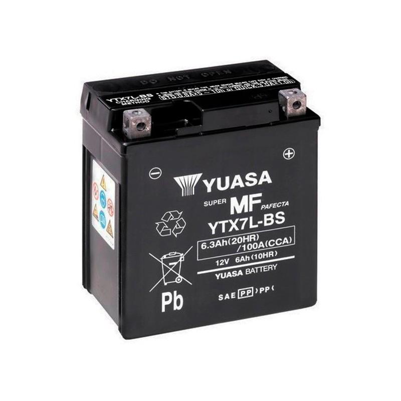 Batería YTX7L-BS YUASA