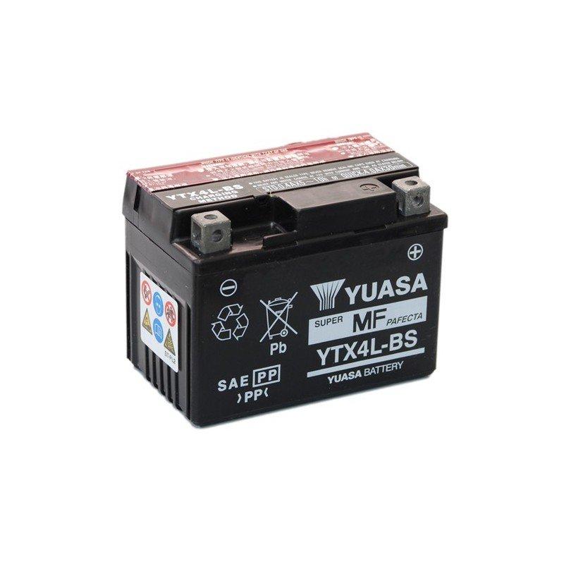 Batería YTX4L-BS YUASA