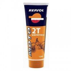 Aceite REPSOL Moto Sintético 2T 1 litro