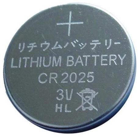 Pila de litio CR2025 3V