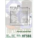 Filtro aceite HIFLOFILTRO HF566