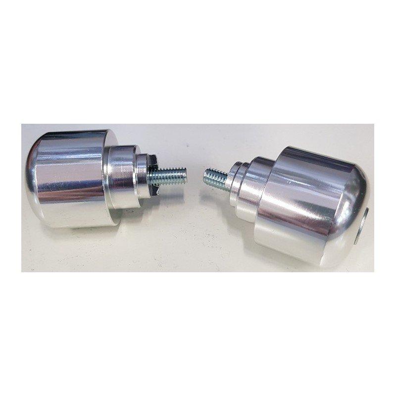 Contrapesos manillar en aluminio para HONDA