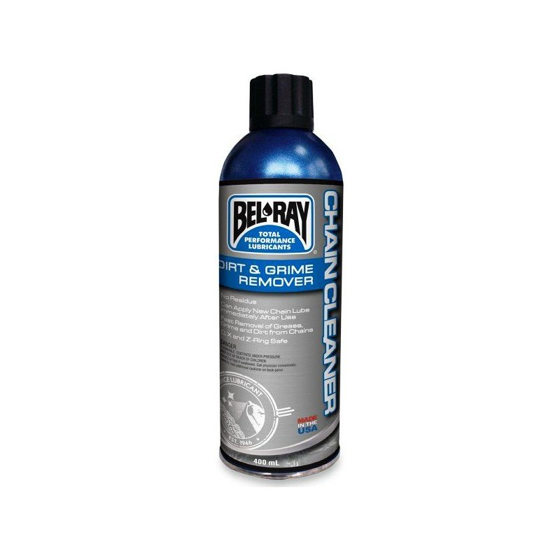 Limpia cadenas BEL-RAY Chain Cleaner 400ml.