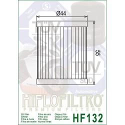 Filtro aceite HIFLOFILTRO HF132