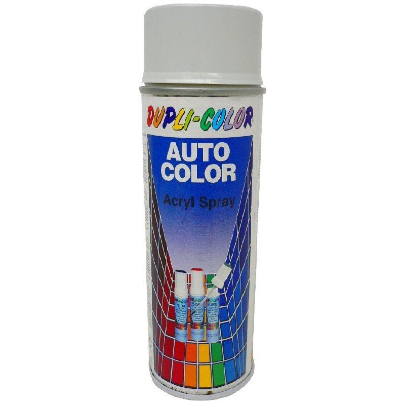 Spray pintura DUPLI-COLOR 10-0070 Plata