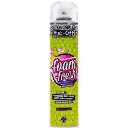 Limpiador de interiores antibacteriano MUC-OFF Foam Fresh 400ml.