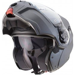 Casco CABERG Droid Gun Metal Mate