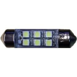 Bombilla plafonier 30mm 6 leds